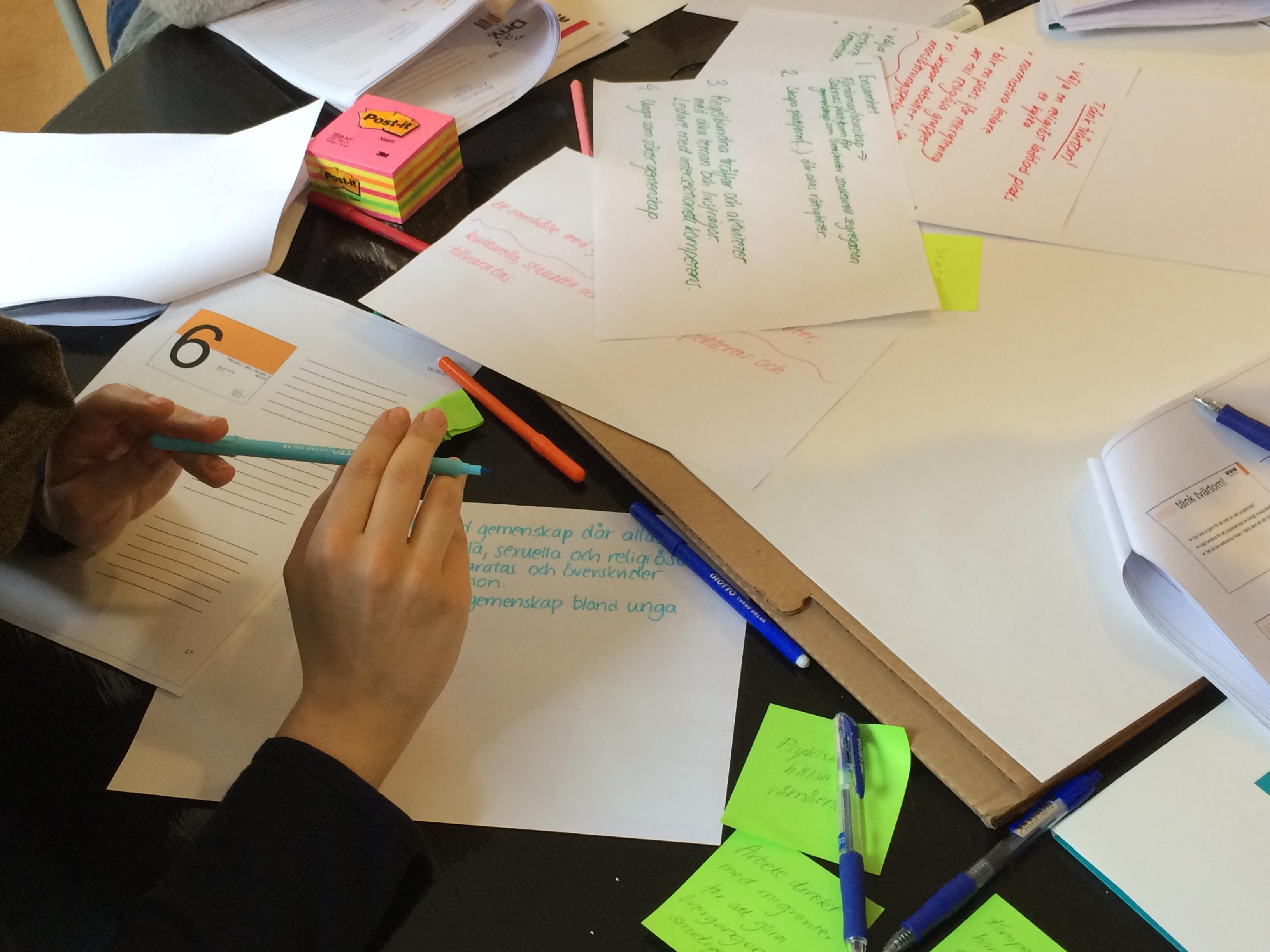 PeaceWorks utbildningar och publikationer 2
